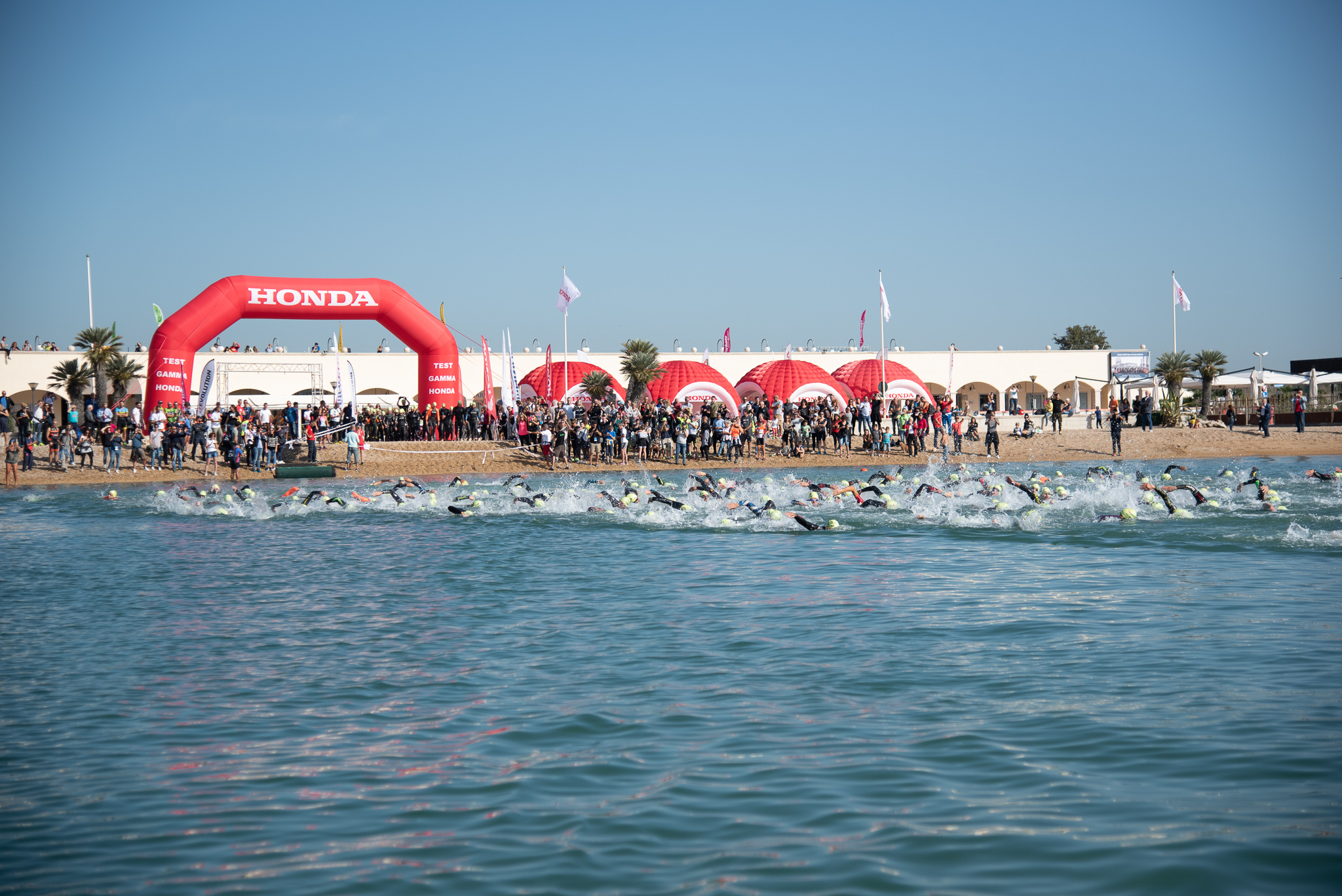 revolution triathlon di Roma